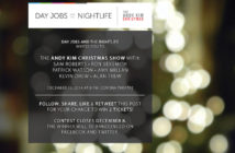 Contest Andy Kim Christmas Show
