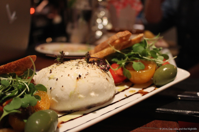 The Burrata