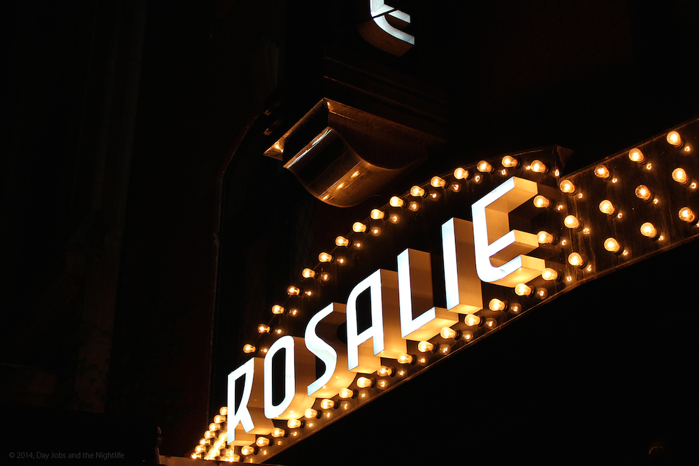 Rosalie Sign